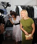 Amy Smart - Spring 2009 Mercedes Benz Fashion Week October 2008