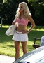 Anna Faris - The Movie Set Of Playboy House Bunny August 2007