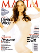 Olivia Wilde - Maxim Magazine July 2009