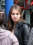 Willa Holland - Gossip Girl Set In New York September 2008