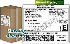 Fleshlight - Decreet Shipping - Click for Enlarged Image