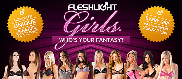 Fleshlight Girls - Get inside today's hottest adult stars. Stoya, Jenna Haze, Teagan Presley, Tera Patrick, Jesse Jane, Tori Black, Riley Steele, Katsuni and Misty Stone. Available in realistic flesh tone color with our popular Lotus texture or the all new unique signature line of textures. Each custom-molded Fleshlight Girls masturbation sleeve is an exact mold of each star's most intimate parts. Fleshlight Girls - Get inside today's hottest adult stars. Bibi Jones, Tori Black, Riley Steele, Stoya, Jenna Haze, Jesse Jane, Teagan Presley, Tera Patrick, Lisa Ann, Katsuni, Asa Akira, and Misty Stone. Available in realistic flesh tone color with our popular Lotus texture or the all new unique signature line of textures. Each custom-molded Fleshlight Girls masturbation sleeve is an exact mold of each star's most intimate parts.