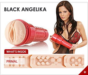 Fleshlight Private Collection - Black Angelika - Primal