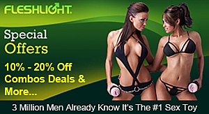 Fleshlight Special Offers and Discount Codes